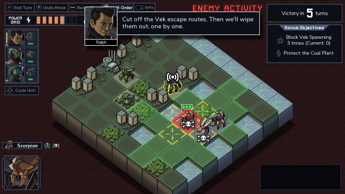 Into the Breach Switch Screenshot Air Support