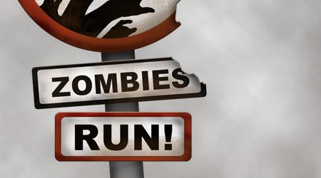 Kickstarter - Zombies Run