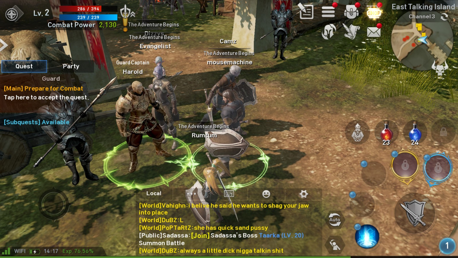 10 things that Lineage 2: Revolution fixes about the MMO
