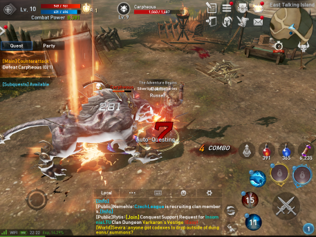 We spoke to Netmarble to learn more about the making of their MMORPG
