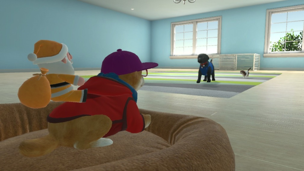 Little Friends: Dogs & Cats Switch Screenshot Arty Shot of All Friends