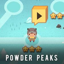 Powder Peaks