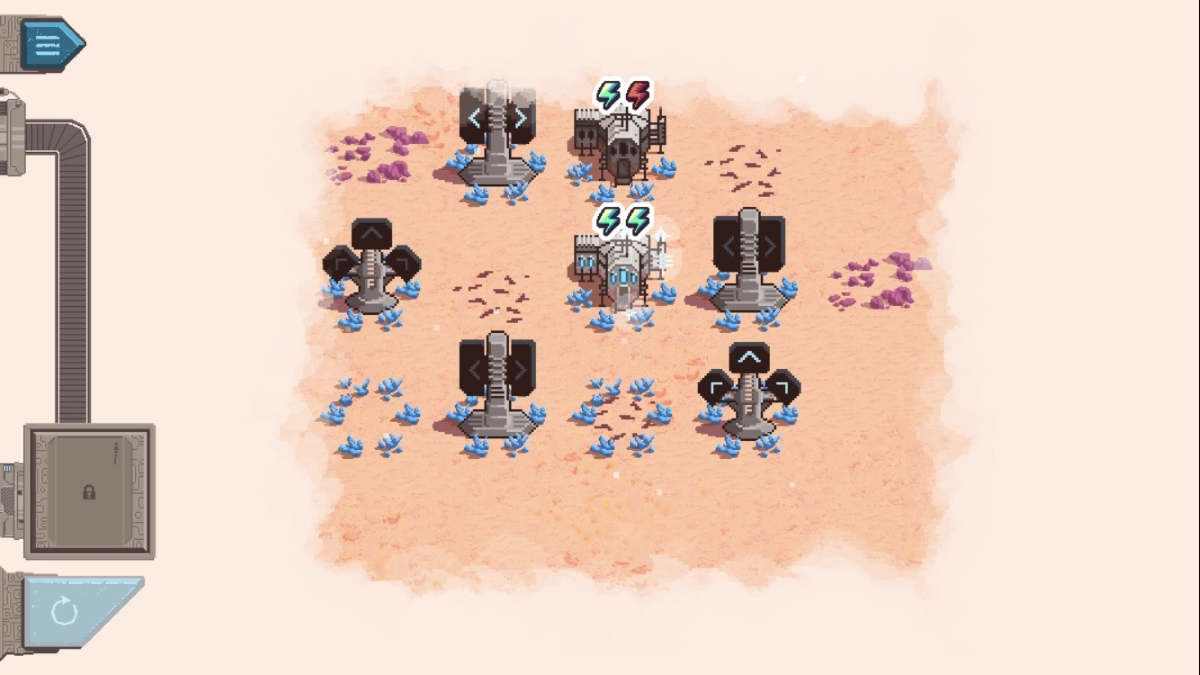 Mars Power Industries iOS Screenshot Almost Working Colony