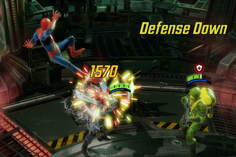 MARVEL Strike Force review - A super(hero)-charged squad RPG