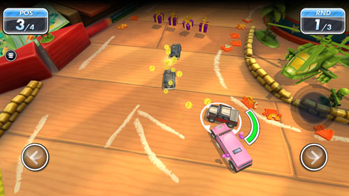 Micro Machines Review Does The Ios Version Hold Up To The Original Articles Pocket Gamer