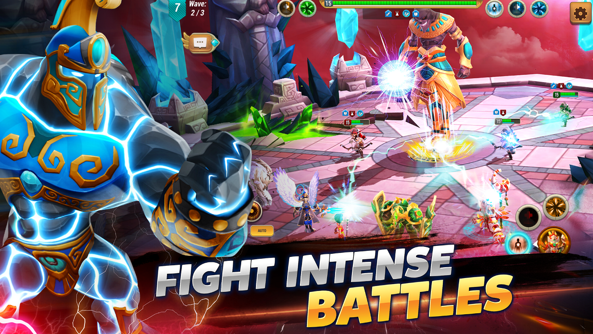 New iOS and Android games out this week - Feist, Might