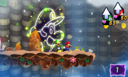 Mario and Luigi Dream Team Bros