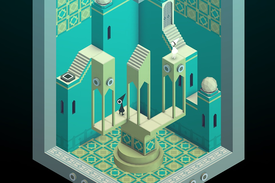 Monument Valley Forgotten Realms