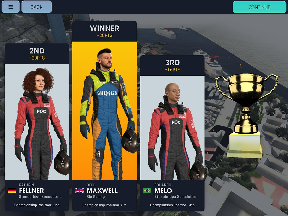 Motorsport Manager 3 Mobile