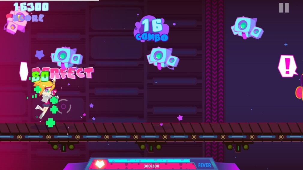 Muse Dash Switch Screenshot Song In Space Factory