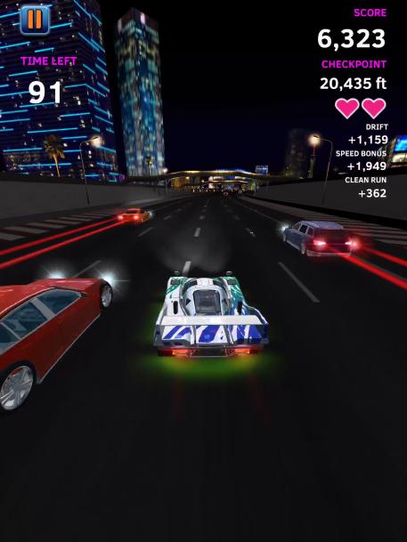 Night Driver Screenshot 1