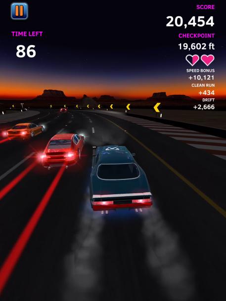 Night Driver Screenshot 2