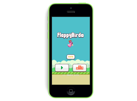 Flappy Birdo