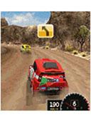 DAKAR Rally 2009 mobile game