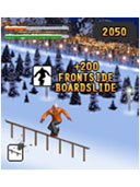 WhShaun White Snowboarding mobile game