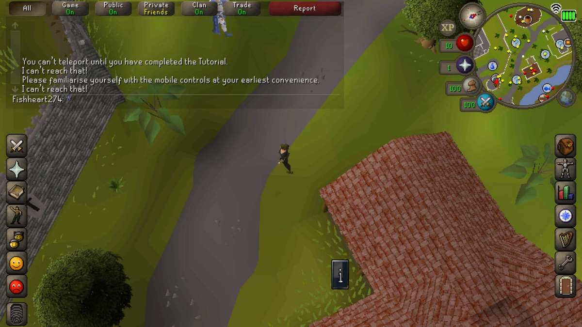 Old School RuneScape preview - Hands on with Jagex's upcoming mobile