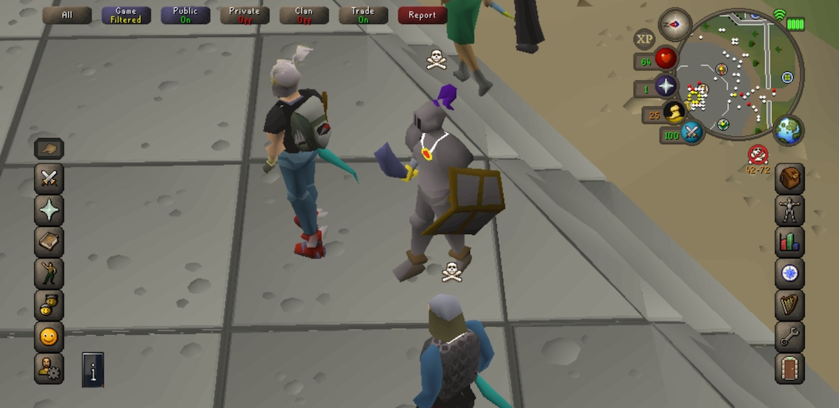 You'll be able to get your hands on Old School RuneScape at the end