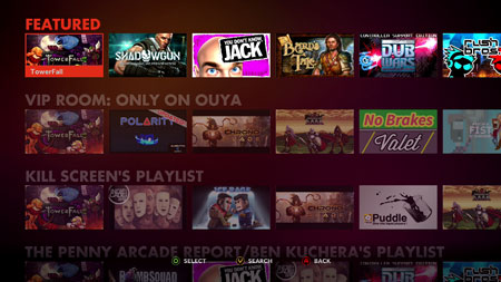Ouya Emulation - How to play SNES games on your Ouya | Articles