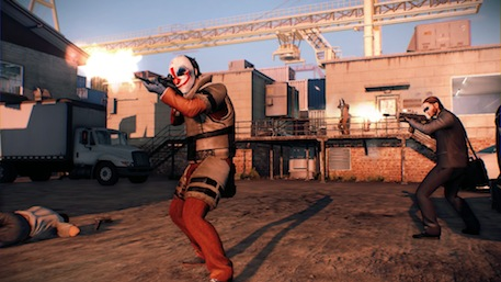 Payday 2 Switch review screenshot 3