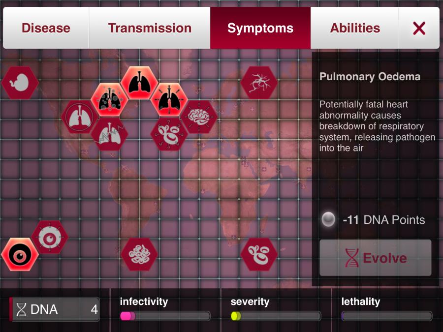 plague inc bakterie mega brutal