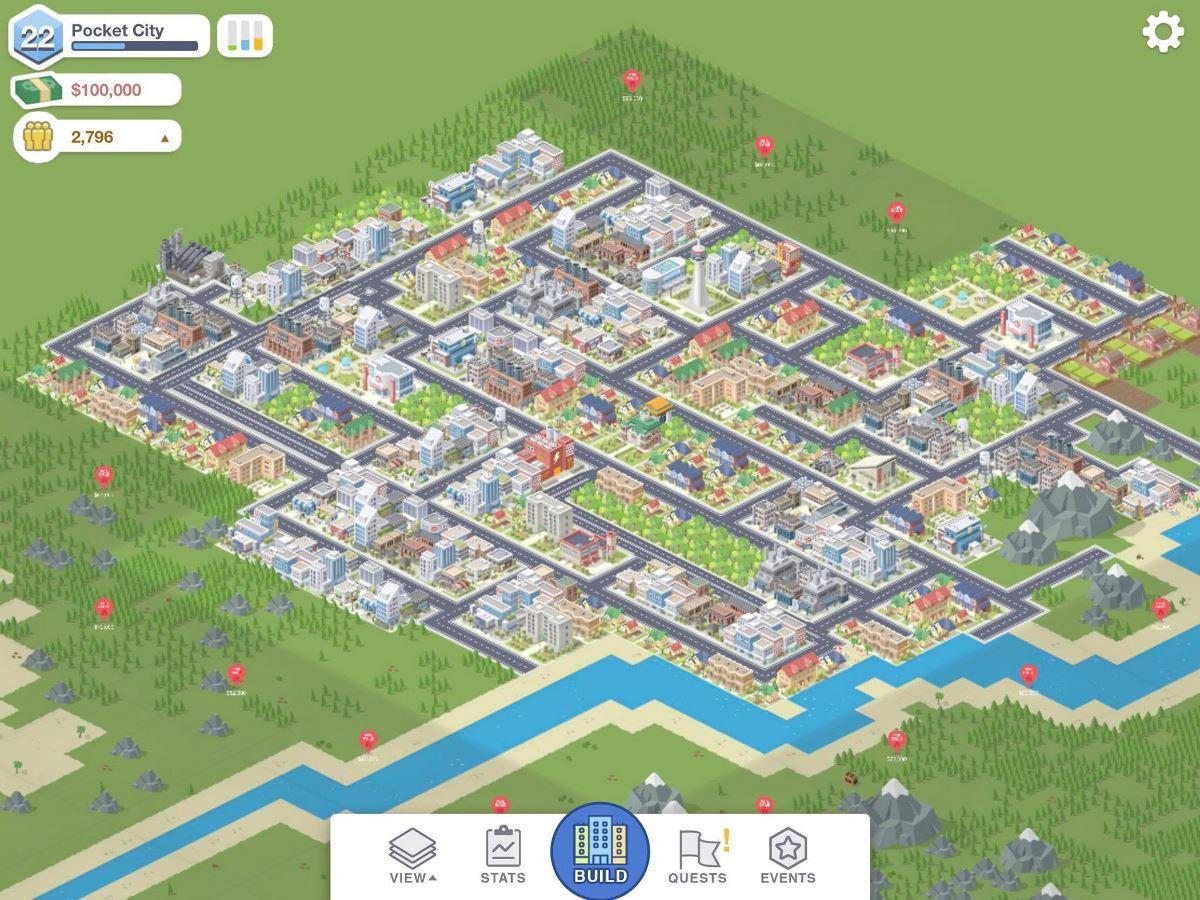 App Army Assemble: Pocket City - A simple city builder