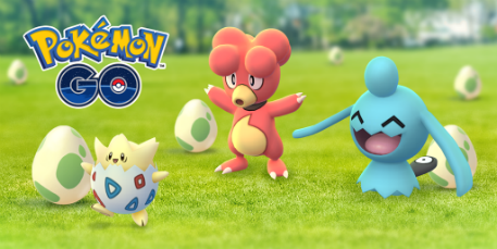 Pokemon GO's Eggstravaganza