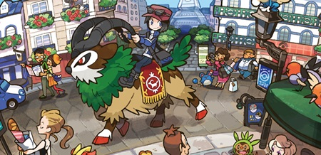 20 interesting things to spot in Pokemon X and Y ...