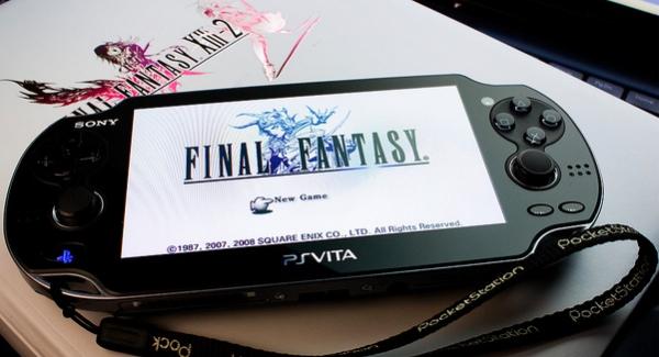 Final Fantasy Vita