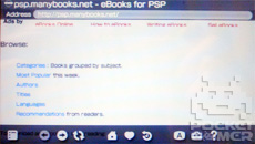 How to read books on your PSP pic 2