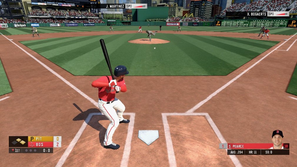 R.B.I. Baseball 19 Switch Screenshot Mid Pitch