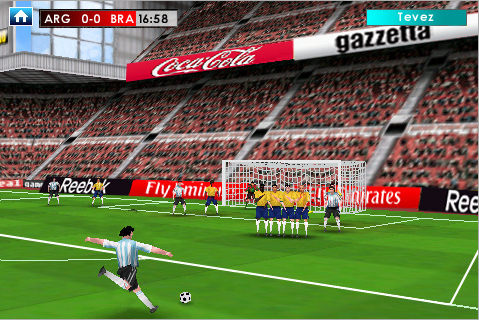 real football 2009 iphone