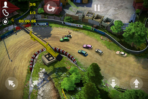 Mid-week iOS releases: Reckless Racing 2, Fly With Me, Ghost Trick