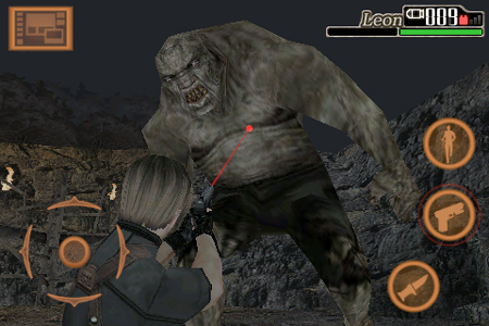 English Version Of Resident Evil 4 Now Available On Android From The