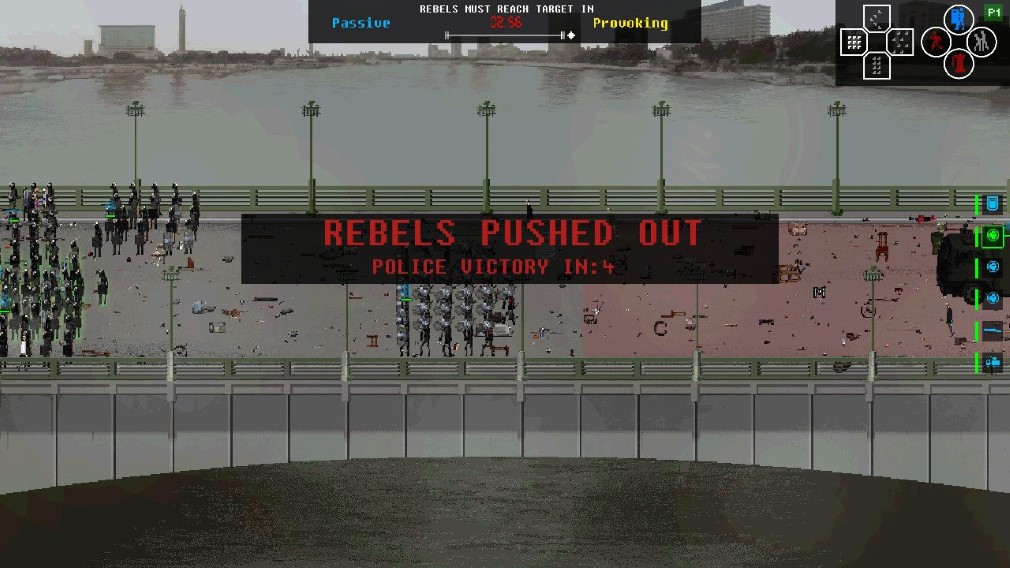 Riot: Civil Unrest Switch Screenshot Arab Spring