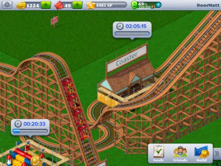 Rollercoaster Tycoon 4 Mobile | Articles | Pocket Gamer