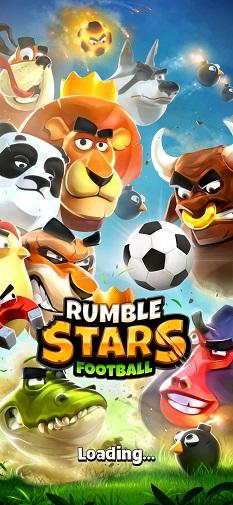 Rumble Stars Soccer Football