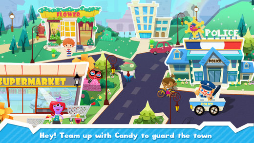 Candy's Town
