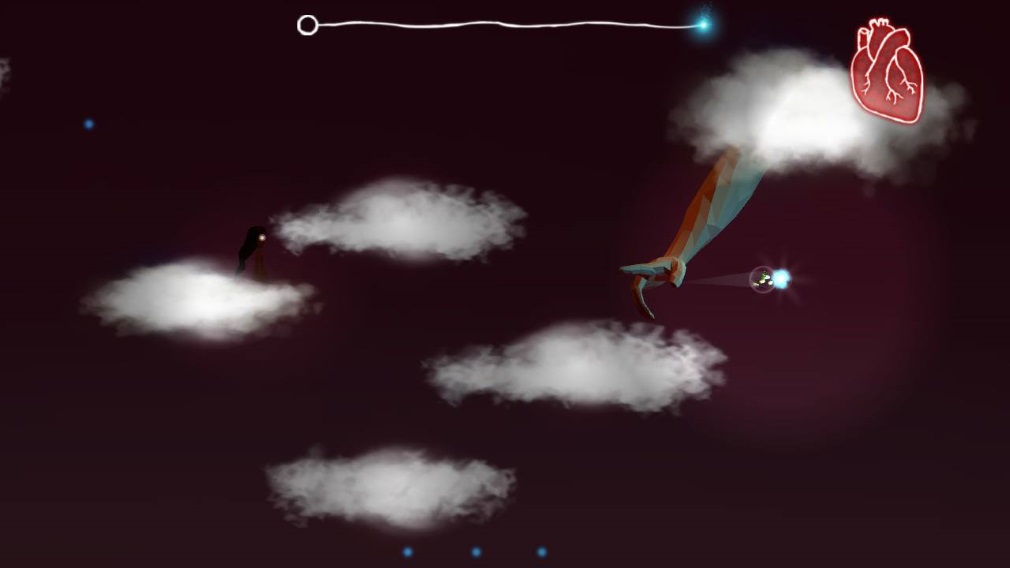 Selma and the Wisp Switch Screenshot God Tries To Kill You!