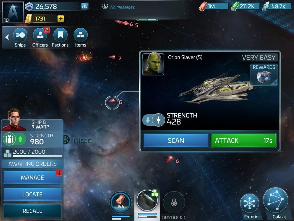 Star Trek: Fleet Command review -