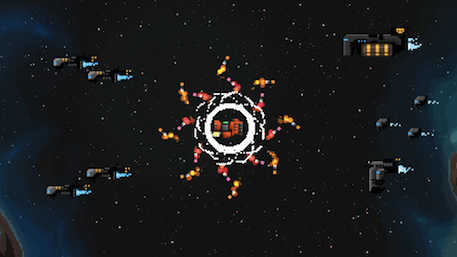 Steredenn Binary Stars Switch review screenshot