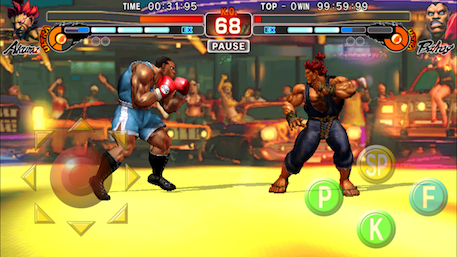 street fighter iv champion edition android apk obb
