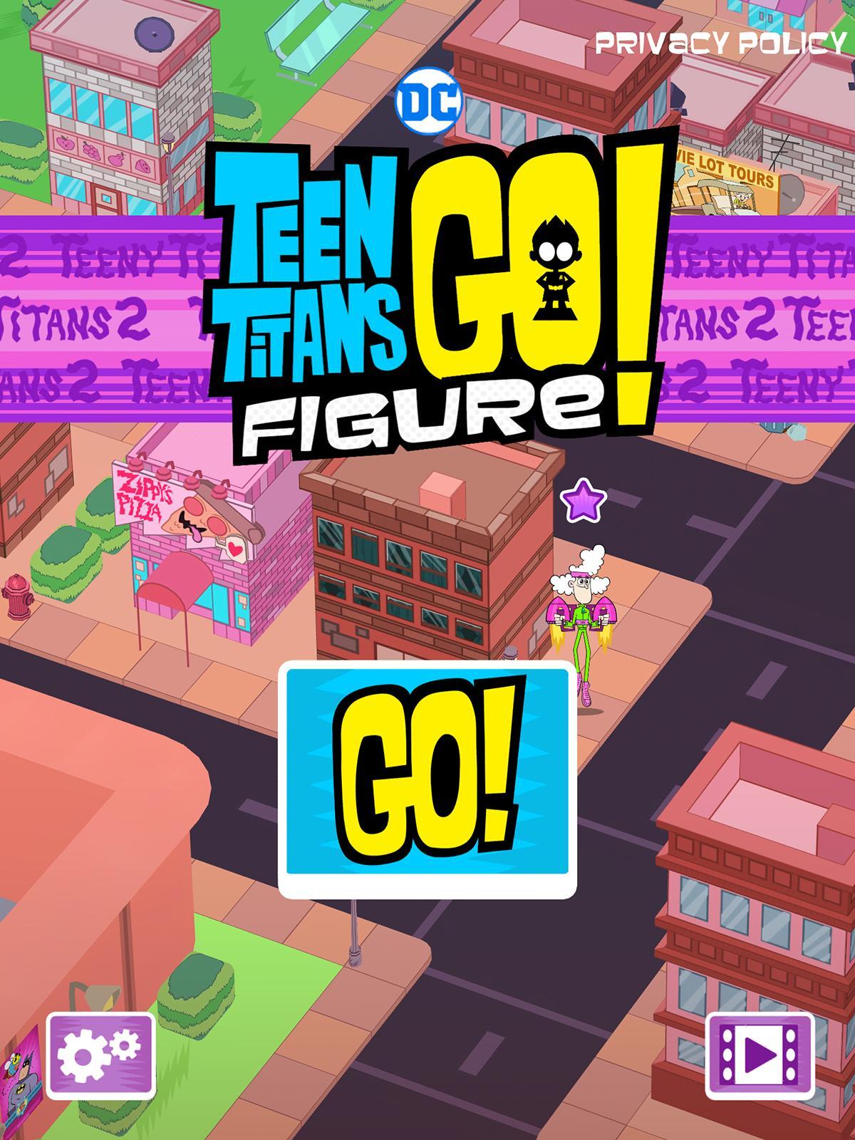 Teen Titans Go Figure Teeny 2