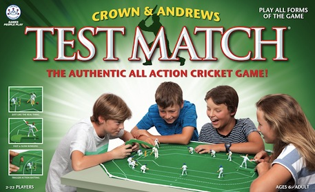 Test Match Cricket