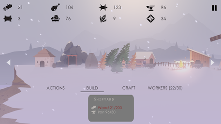 The Bonfire: Forsaken Lands iOS review screenshot