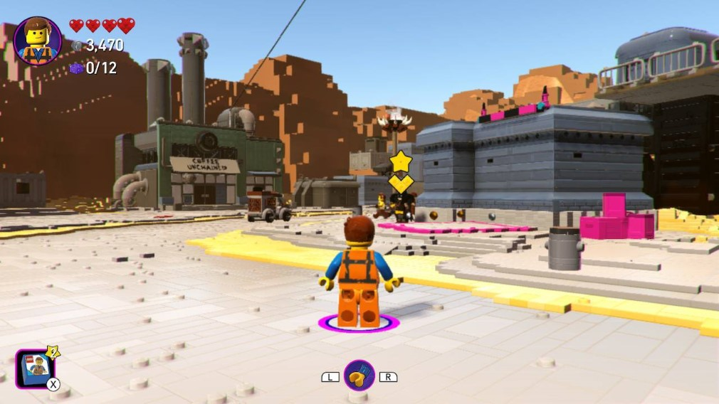 The Lego Movie 2 Videogame Switch Review A Forgettable Platformer Articles Pocket Gamer
