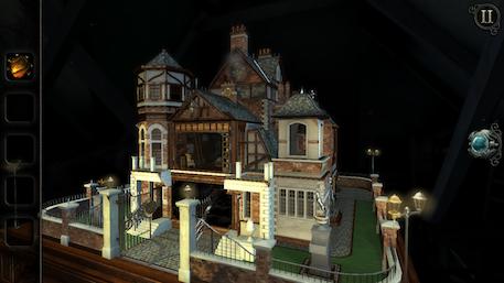 The Room: Old Sins iOS screenshot