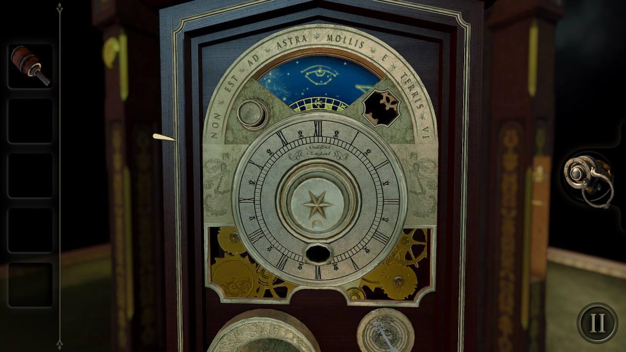 the room, nintendo switch, clock, stars, puzzle