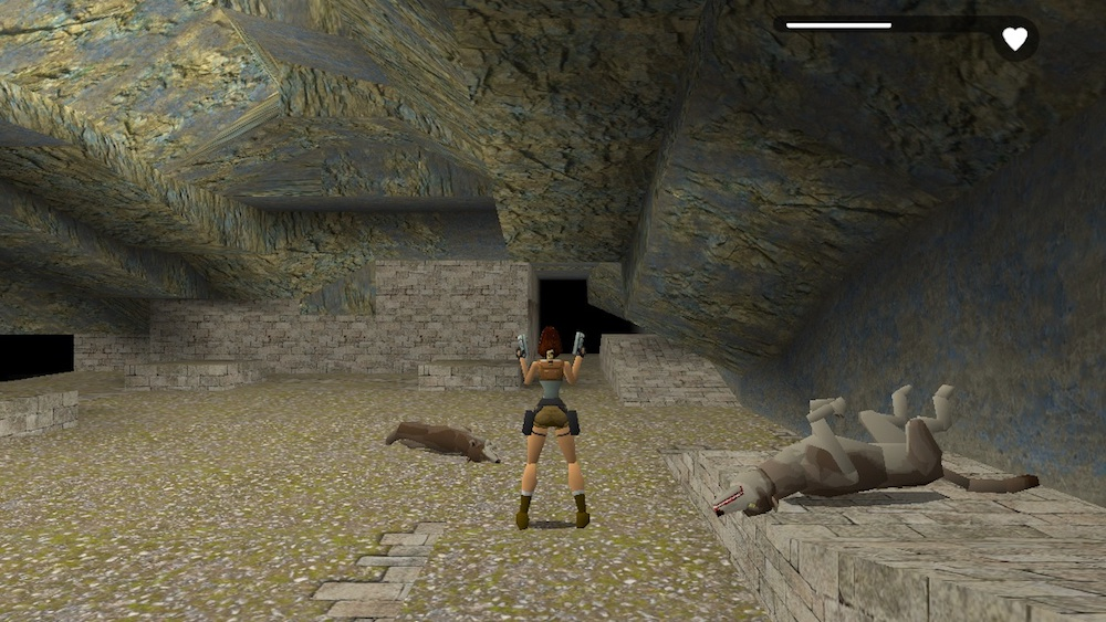 Tomb Raider Trailer How To Play As Lara Croft On Mobile Articles Pocket Gamer