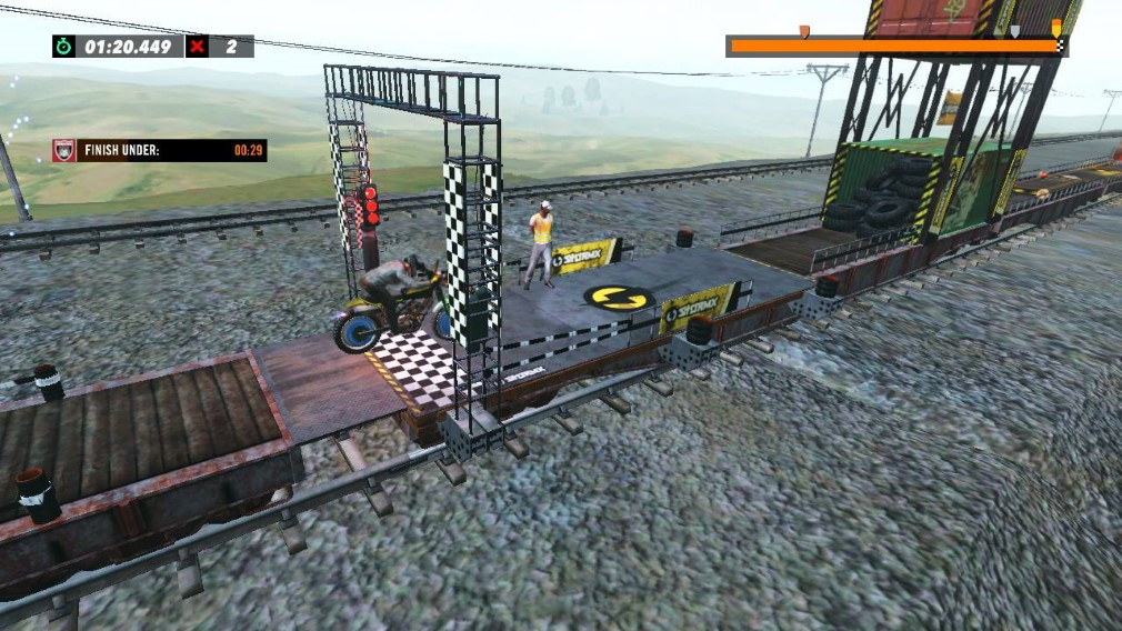 Trials Rising Switch Screenshot Runaway Train
