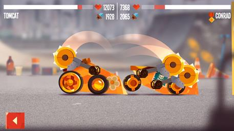 CATS, Crash Arena Turbo Stars, action, battle